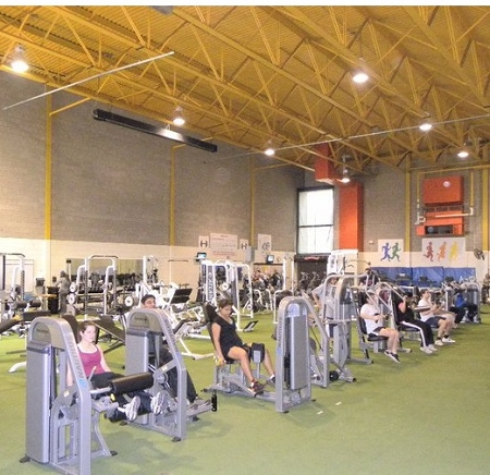 Paterson Fitness Center