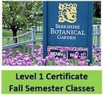 Level 1 Certificate - Fall Semester Classes