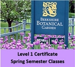 Level 1 Certificate - Spring Semester Classes