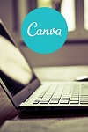 Simple Graphic Design With Canva Design