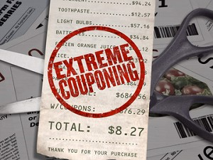 Save Money With Extreme Couponing